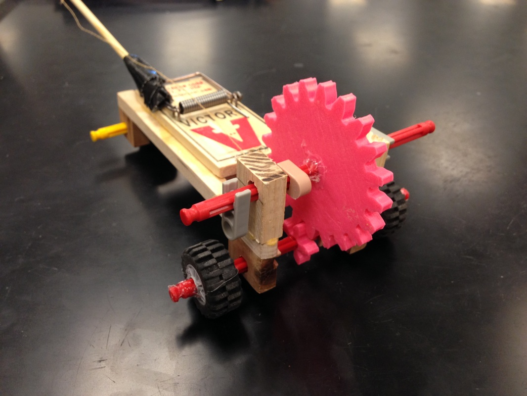 Create Your Own Car >> STUDENT PROJECTS - MR. MUSCATELLO